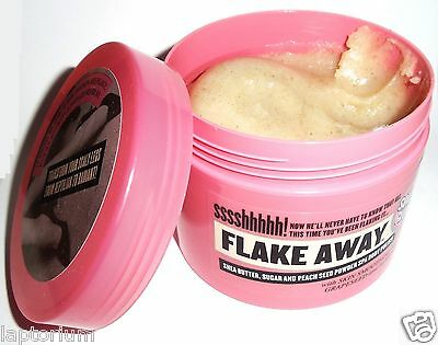 Soap And Glory Flake Away Moisturising Salt Scrub Body Polish 300ml