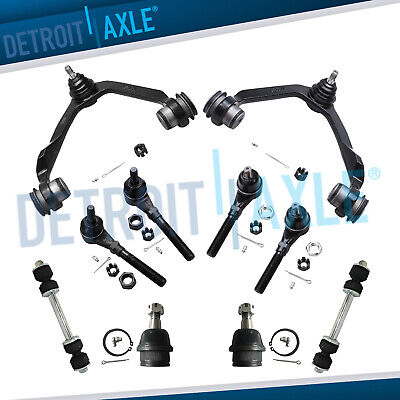 Brand New 12pc Front Suspension Kit for Ford Trucks F-150 Expedition 4WD