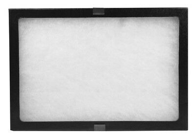 Riker Style Display Case Box 8x12x.75 Shadow Collection Foam Jewelry Arrow Head