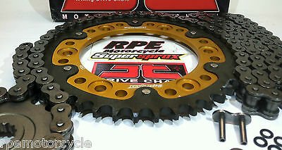 Yamaha Yz250 '99-15 Supersprox 520 Jt Hds Mild Quick Accel Chain & Sprockets Kit