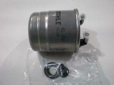 Mahle Kl490D Fuel Filter Fit Mercedes C250  E250 Cdi