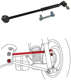 Rear Lower Suspension Control Toe Arms Camber