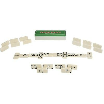 dotcomgiftshop DOMINOES SET IN A TIN. GIFT FOR HIM STOCKING FILLER
