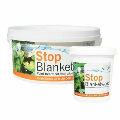 Evolution Aqua Stop Blanketweed Control Pond Water Treatment Algae Koi Fish