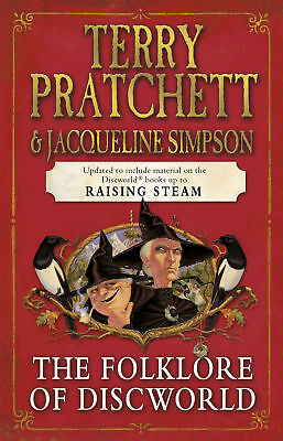 Terry Pratchett and Jacqueline Simpson - The Folklore of Discworld (Paperback)