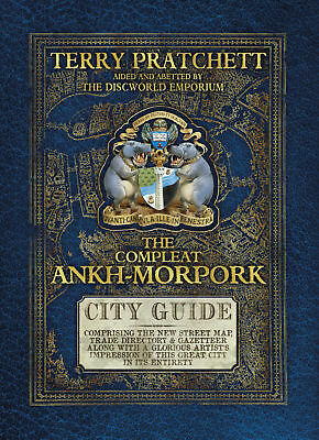 Terry Pratchett & The Discworld Emporium - The Compleat Ankh-Morpork (Hardback)