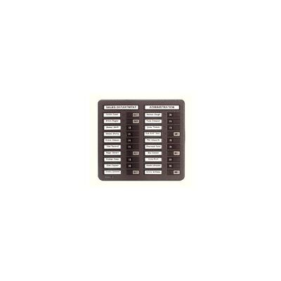 PS15001 Indesign In/Out Board 20 Names Grey WPIT20I