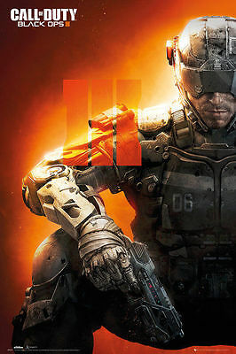 Poster Call of Duty Black Ops 3 III