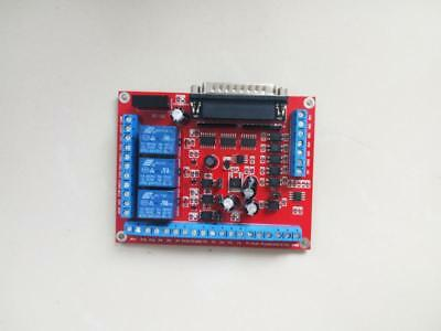 DIY 6 Axis CNC MACH3 Engraving Machine Interface Breakout Board USB PWM Spindle