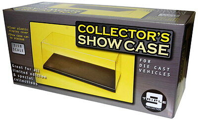 DISPLAY CASE for Diecast Car Model Scale 1:18 - Collector's Showcase