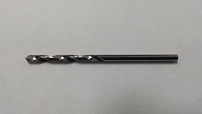 """3/32 Inch Solid Carbide Jobber Length Drill Bit Made in USA NEW .0938""""  3-32"""""""