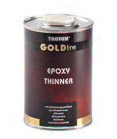 Diluant GOLD LINE EPOXY THINNER 1L