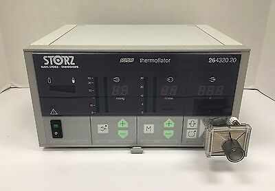 Karl Storz Thermoflator 26432020 *EXCELLENT!