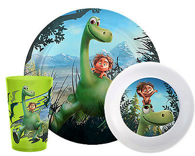 The Good Dinosaur Plate, Bowl & Cup Set!