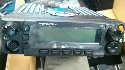 NEW-IN BOX MOTOROLA XTL5000 P25 ANALOG & 9600bps DIGITAL 700/800Mhz MOBILE RADIO