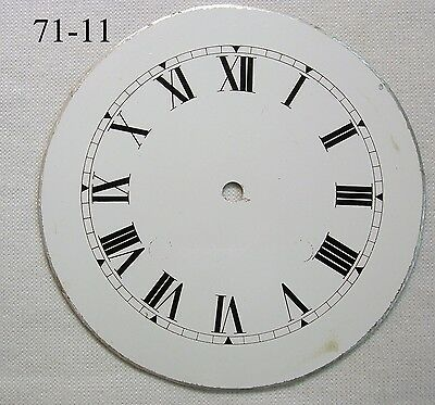 Dial Plate for Antique Clock • £15.00
