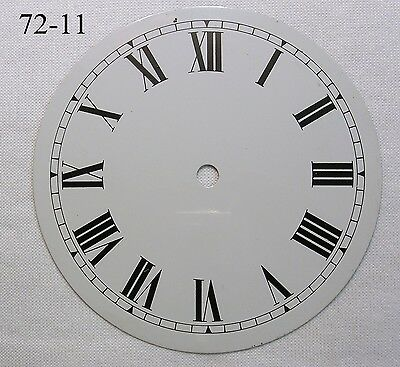 Dial Plate for Antique Clock