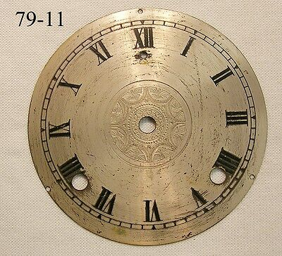 Dial Plate for Antique Clock • £20.00