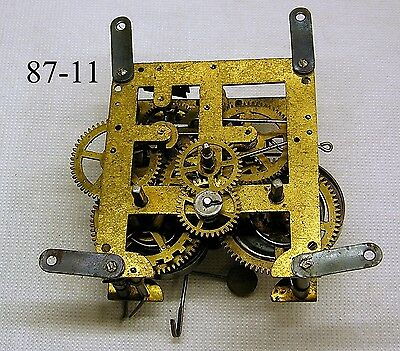 Unmarked American striking one day movement