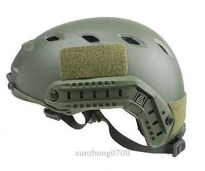New Us Tactical Lightweight Ops-Core Fast Base Jump Military Bike Helmet Green