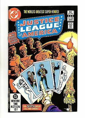 Justice League of America Vol 1 No 203 Jun 1982 (VFN+) Modern Age (1980 - Now)