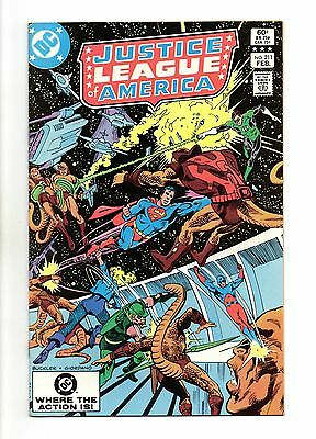 Justice League of America Vol 1 No 211 Feb 1983 (VFN+) Modern Age (1980 - Now)