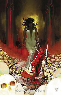 Angela Queen Of Hel #2 (2015) 1St Printing Bagged & Boarded