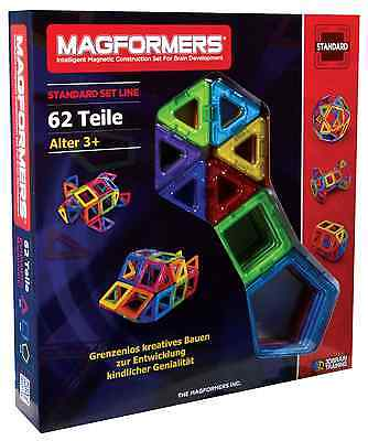 Magformers Set 62 Teile 274-09, topaktuelle Version, kein Reimport !