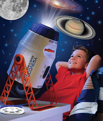 Space Projector Planetarium Stars Planets Constellation Night Toy Gift Kids Room