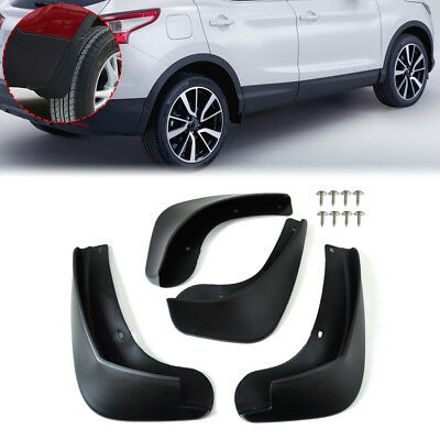 For NISSAN QASHQAI 2007 2008 2009 2010 2011 2012 2013 MUD FLAPS SPLASH GUARDS