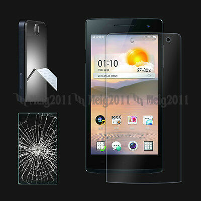 Premium Tempered Glass Screen Protector Film for Oppo Find 5 Mini R827 R6007