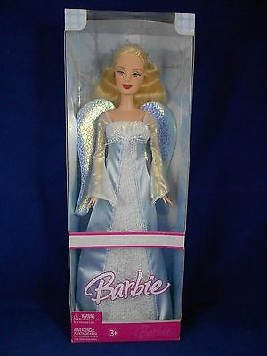 """Barbie Special Edition 2007 """"Holiday Angel Barbie"""" – MIMP – Mattel"""