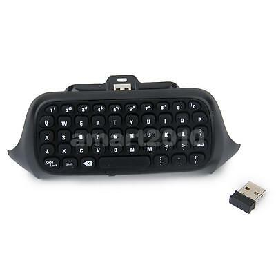 2.4G Mini Wireless Chatpad Message Keyboard Keypad for XBOX ONE Controller