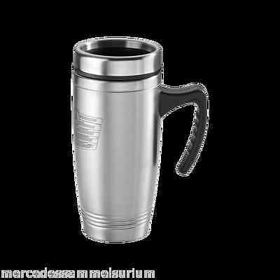 Mercedes Benz Actros Thermos cup Stainless Steel Silver NIP