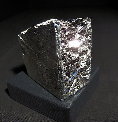 450g ingot of 99.99% Purity Bismuth Bi Metal perfect for making Bismuth Crystals