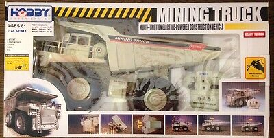 Hobby Engine R/C Remote Control Mining Truck 27.145 MHZ [0808]