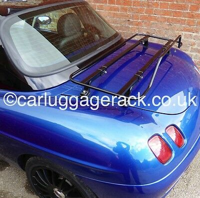 Fiat Barchetta- boot luggage rack Black