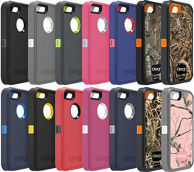 OEM Original OtterBox Defender Series Case for iPhone 5, 5S, SE (with Touch ID)