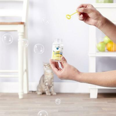 Catnip Bubbles For Cats – Edible Toys Play Pets Kittens Best Fun