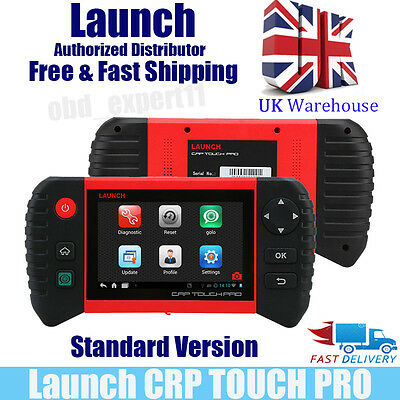 Launch CRP TOUCH Android System OBD2 Full System Live Data Diagnostic Scan Tool