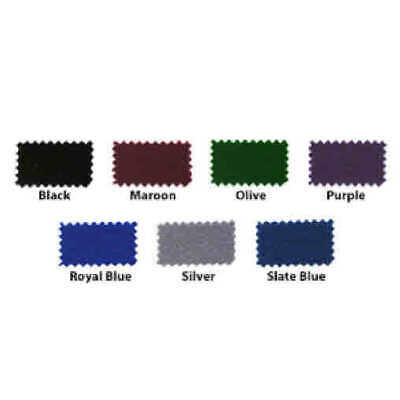 HAINSWORTH English Pool Snooker Billiards CLOTH - 9 Ft by Colour