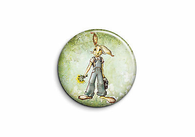 Animaux Poussin 1 Badge 25mm Button Pin