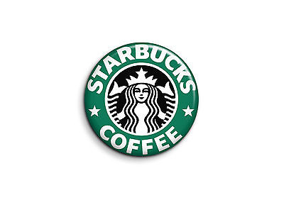 Divers - Starbucks 1 - Badge 25mm Button Pin