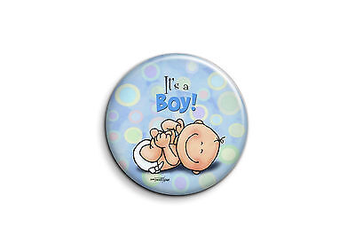 Naissance - It's a boy 1 - Badge 25mm Button Pin
