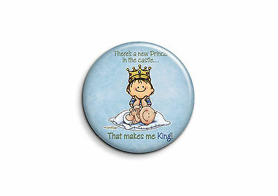 Naissance - New Prince 2 - Badge 25mm Button Pin