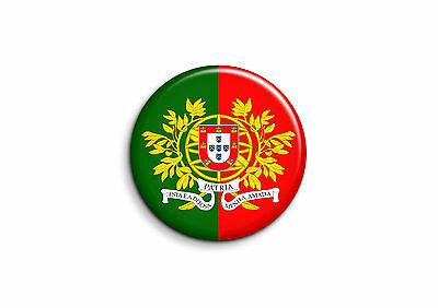 Portugal - Portugal 2 - Badge 25mm Button Pin