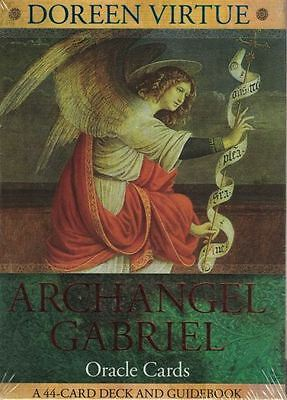 Archangel Gabriel Oracle Cards by Doreen Virtue (NEW & Sealed)