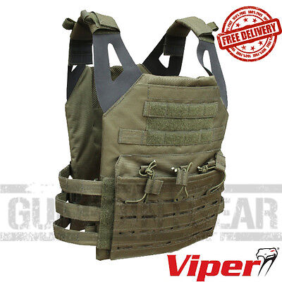 Viper Tactical Special Ops Plate Carrier Airsoft MILSIM Free UK Delivery