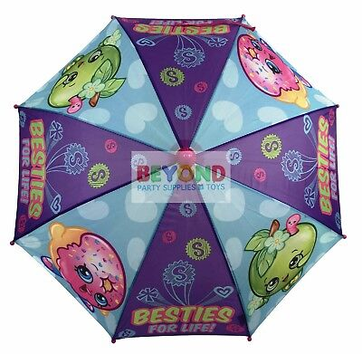 Shopkins Molded Handle Umbrella