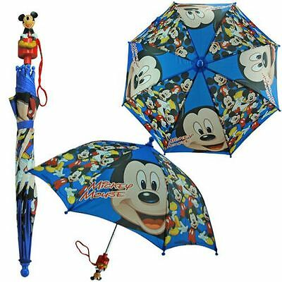 Disney Mickey Mouse Molded Handle Umbrella